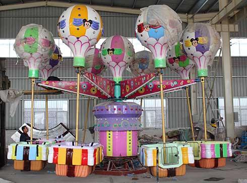 globo samba juego mecánico