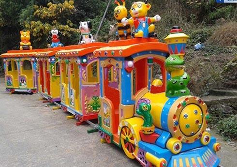 trenes con pista