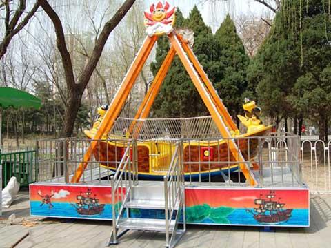 BNPS-12A barco pirata infantil en venta, es una feria de mecánico,esta feria más mejor de niños.