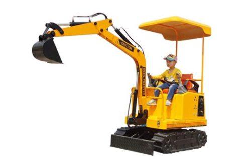 BNKE-06 Maquinas excavadoras para niños.