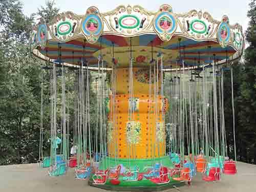 BNSR16 sillas voladoras parque atracciones en venta
