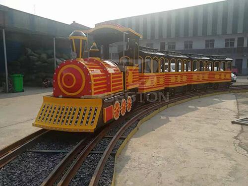 Trenes Eléctricos con Rieles