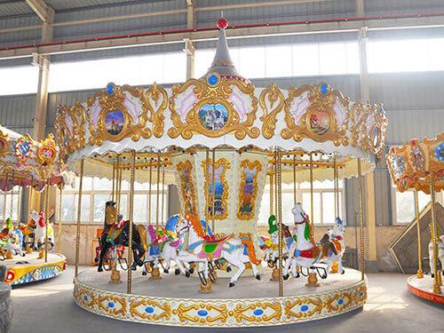 Carruseles Para Parques de Atracciones y Ferias